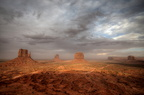 After a Sand Storm at Monument Valley 1