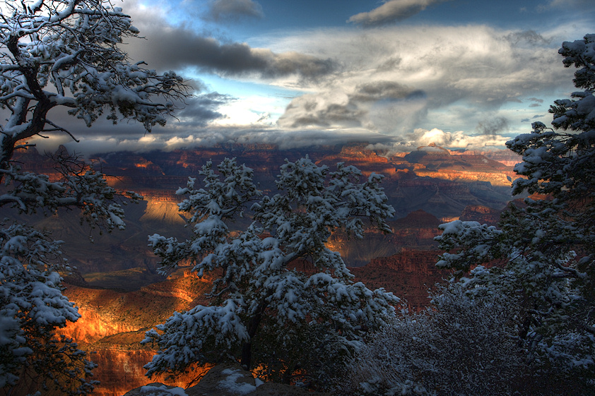 Grand Canyon neige 01.JPG