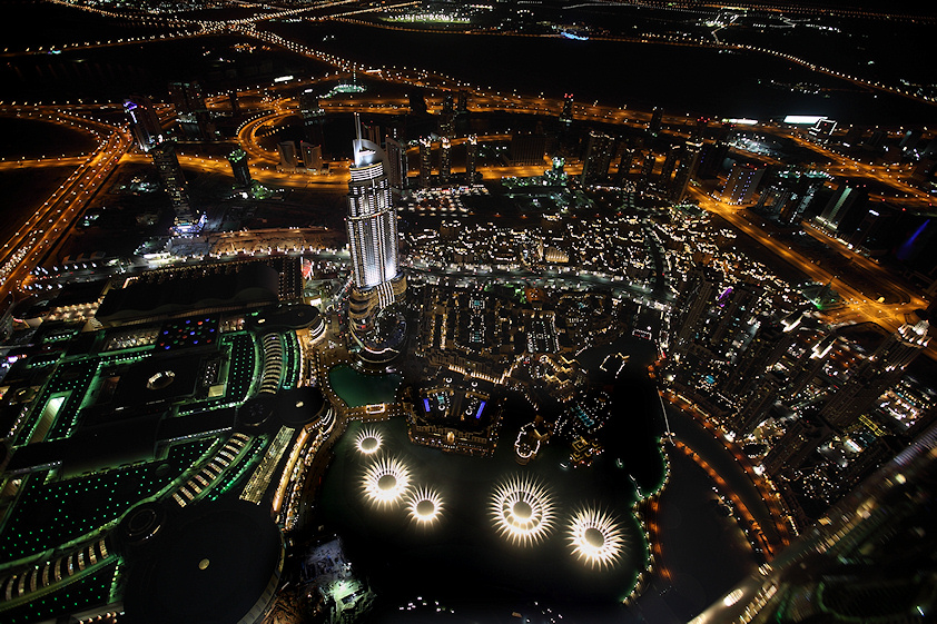 Top of Burj Khalifa